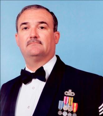 CMSgt. Javier Escober