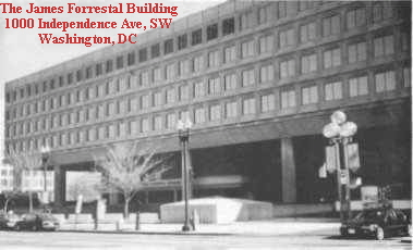 1970's, Constructed for Dept of Defense; current home of Dept of Energy