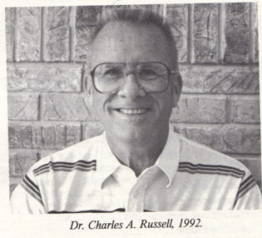 Dr. Charles R. Russell